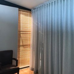 Wooden blinds.1